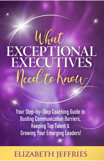 Exceptional Executives Book Cover - 350x543