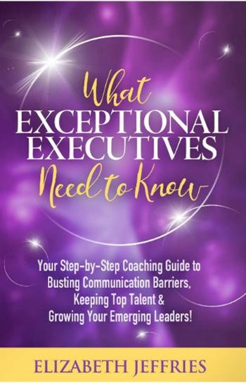 Exceptional Executives Book Cover - 350x543